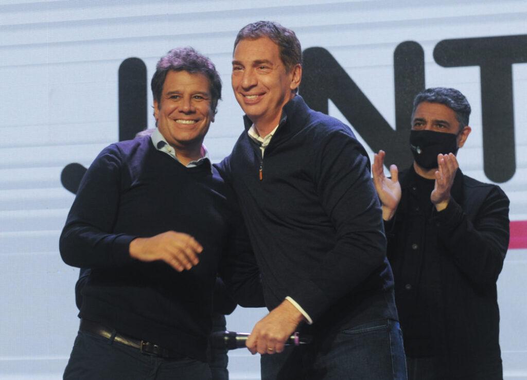 La diferencia fue de 4,5% si se toman en cuenta los votos de las dos listas opositoras. Santilli le ganó a Manes, que hizo una gran elección en el interior.