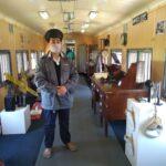 El Tren Museo Itinerante en Pehuajó